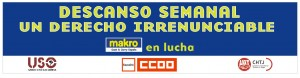 Huelga Makro Metro group