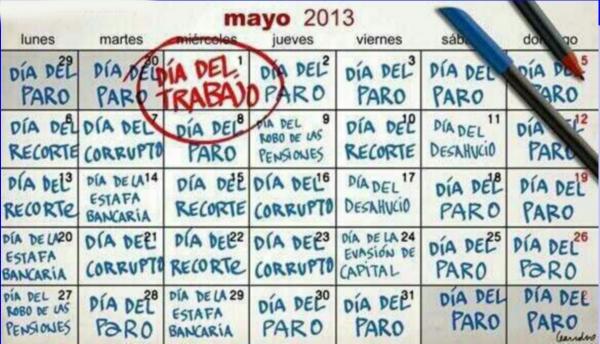 CALENDARIOS LABORALES MAKRO 2013 2014