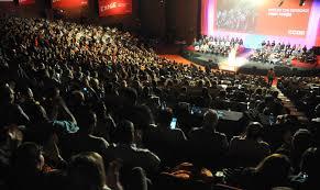CCOO reúne a más de 2000 representantes en Madrid, con las secciones sindicales de protagonistas