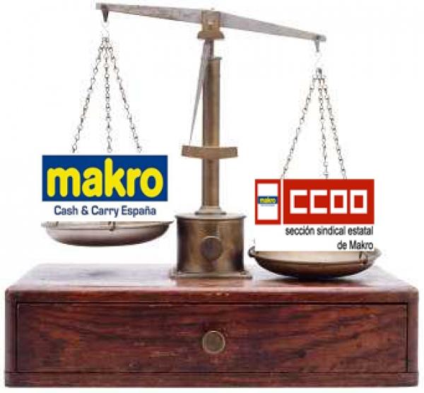 DESCANSO SEMANAL: NUEVAMENTE LA JUSTICIA DA LA RAZÓN A CCOO Y LA EMPRESA DEBE INDEMNIZAR A LOS TRABAJADORES DE MAKRO SEVILLA QUE INTERPUSIERON DEMANDA A TRAVÉS DE CCOO