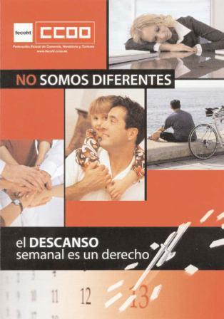 JUZGADO S. Nº7 ALICANTE Sentencia Makro Descanso Semanal
