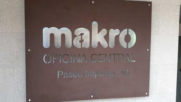 Concentración en Oficinas Centrales de Makro España en Madrid