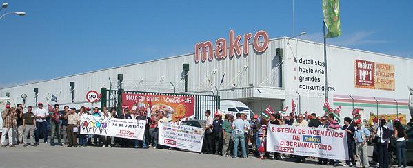 Makro Málaga Metro Group