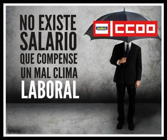Modificación Condiciones de Trabajo en Makro 2018 - Comunicado 2