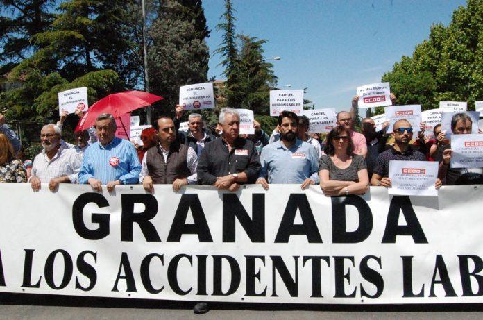 Makro Granada fallecida por atropello de un camion