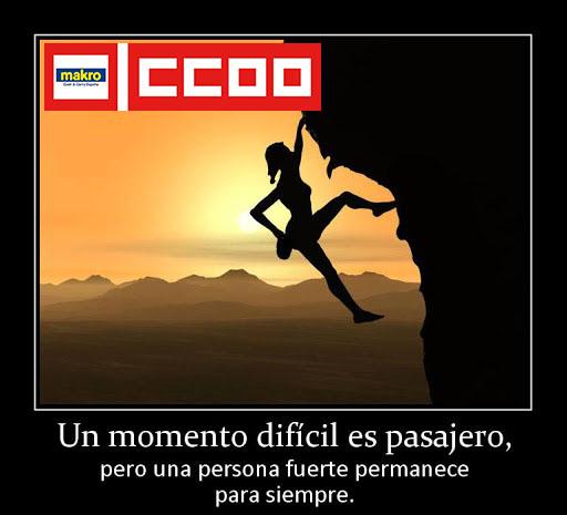 CCOO Acuerdo MAKRO covid-19