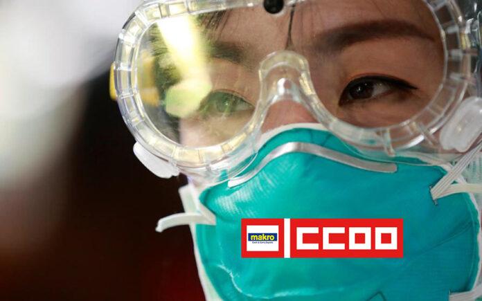 Makro CCOO Covid-19