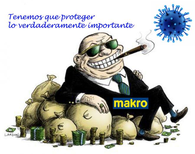Makro Coronavirus. Grupo Metro. Metro Group.