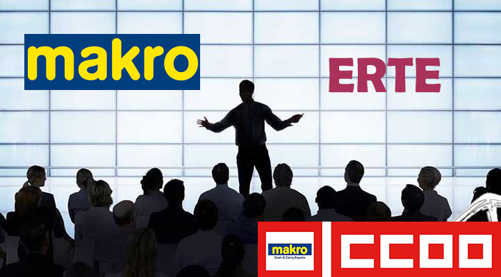 ERTE en Makro Cash & Carry - CCOO