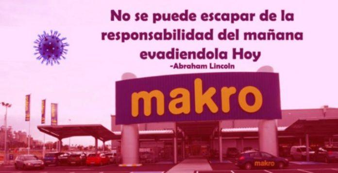 irresponsabilidad-makro-Carta-al-Director-de-Makro-España-Coronavirus-Covid-19