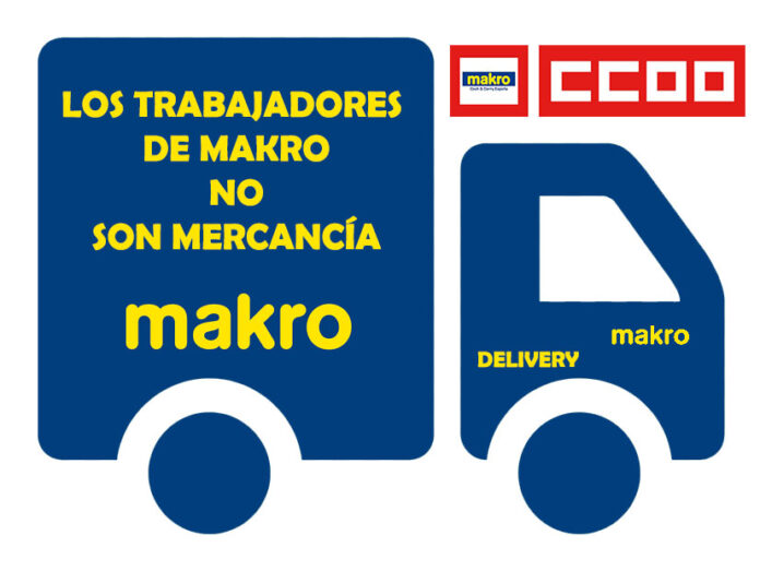 MAKRO CASH & CARRY DELIVERY METRO GROUP