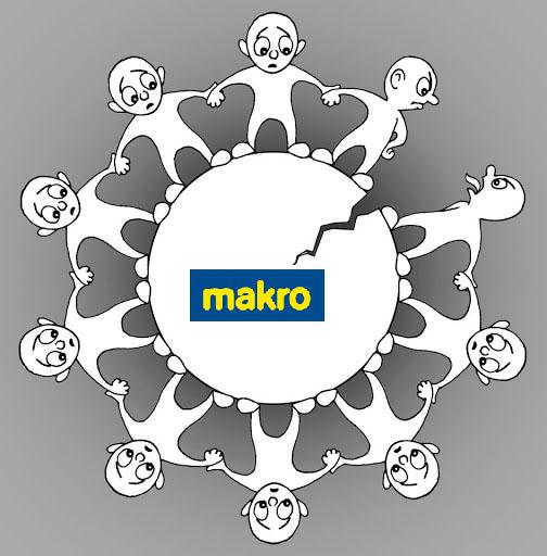 Makro Desune a los trabajadores del Equipo