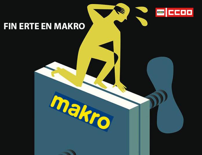 Fin Erte en Makro España