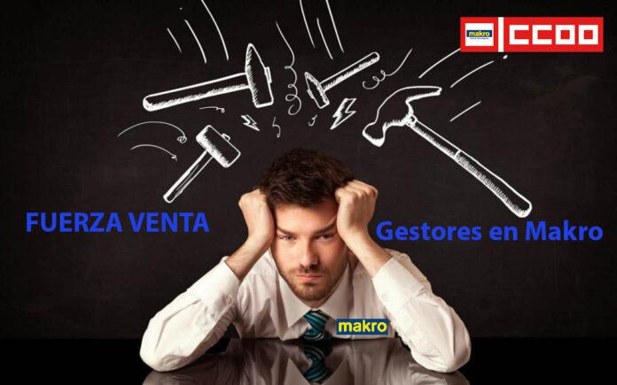 Incentivos Gestores Fuerza Venta Makro Cash & Carry