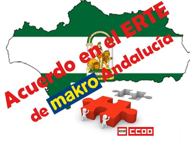 La Comisión negociadora de Makro Andalucía alcanza en acuerdo de ERTE con la dirección de Makro España