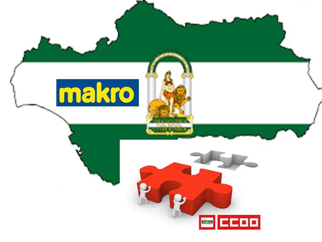 ERTE Makro Andalucia