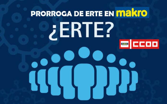 ERTE Makro Cash & Carry Spain