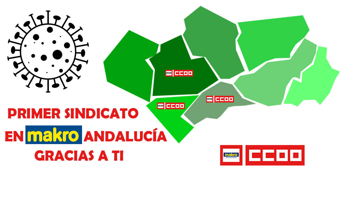 Makro comunica a la Representación de los Trabajadores de Makro la intención de iniciar ERTE en los Makro de Andalucía