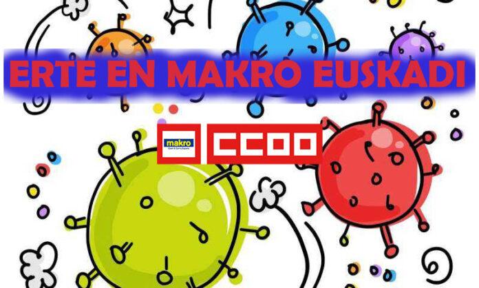 Primera Reunión de ERTE de la RLT de Makro Euskadi y la Dirección de Makro España - COMUNICADO 2
