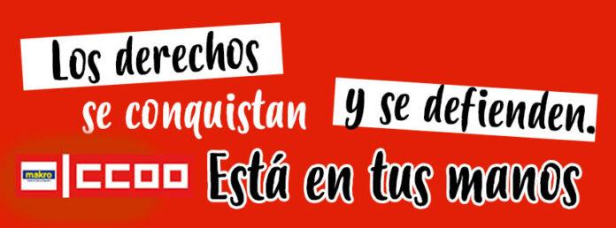 CCOO GANA LAS ELECCIONES SINDICALES MAKRO CORUÑA