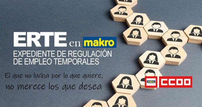 ERTE de Makro