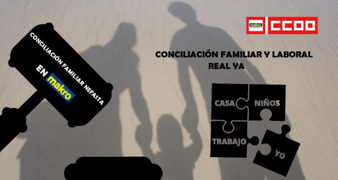 Conciliación Familiar y Laboral REAL YA Makro Cash & Carry